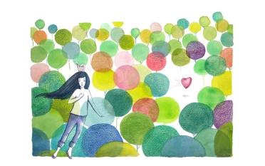 Bosque y coneja-Sheila Alvarado-web